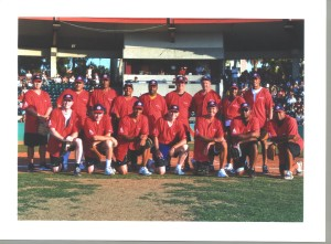 USC Legends, ALS ballgamel 2009